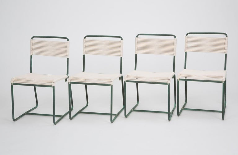 Single Dining Side Chair by Walter Lamb for Brown Jordan For Sale 2