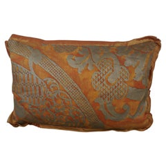 Single Fortuny Textile Accent Pillow