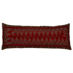 Single Hand Antique Embroidery Suzani Pillow
