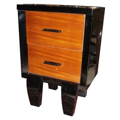 Single Midcentury Nightstand