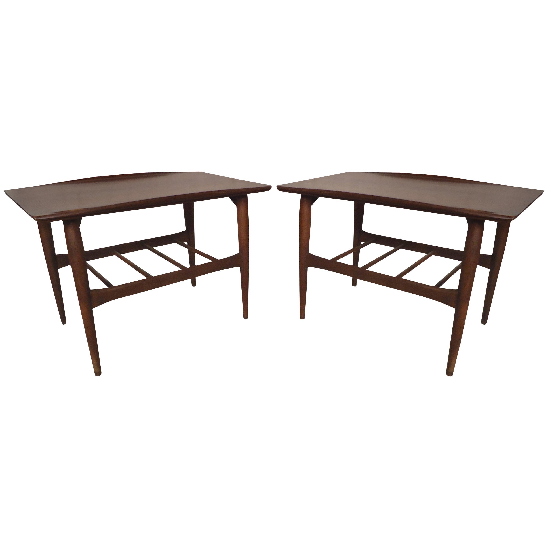 Single Midcentury Side Table