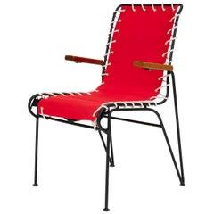 Single Pipsan Saarinen Swanson Captain Chair