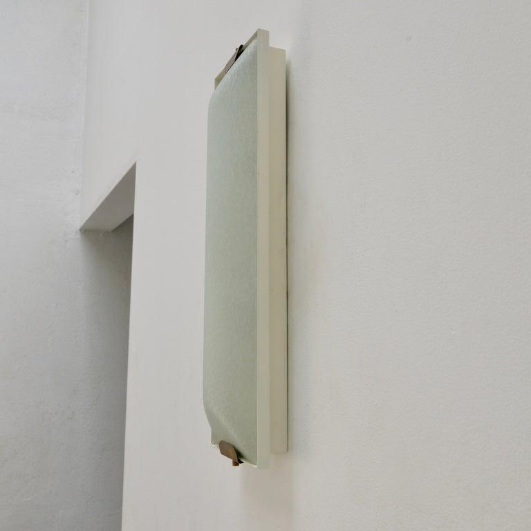 Mid-Century Modern Single Stilnovo Wall Sconce For Sale
