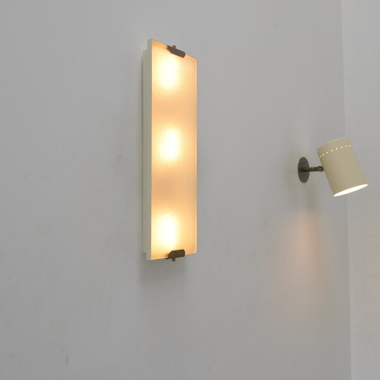 Mid-20th Century Single Stilnovo Wall Sconce For Sale