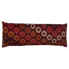 Single Two Side Hand Embroidery Pillow