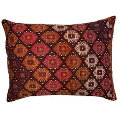 Single Vintage Hand Embroidery Pillow