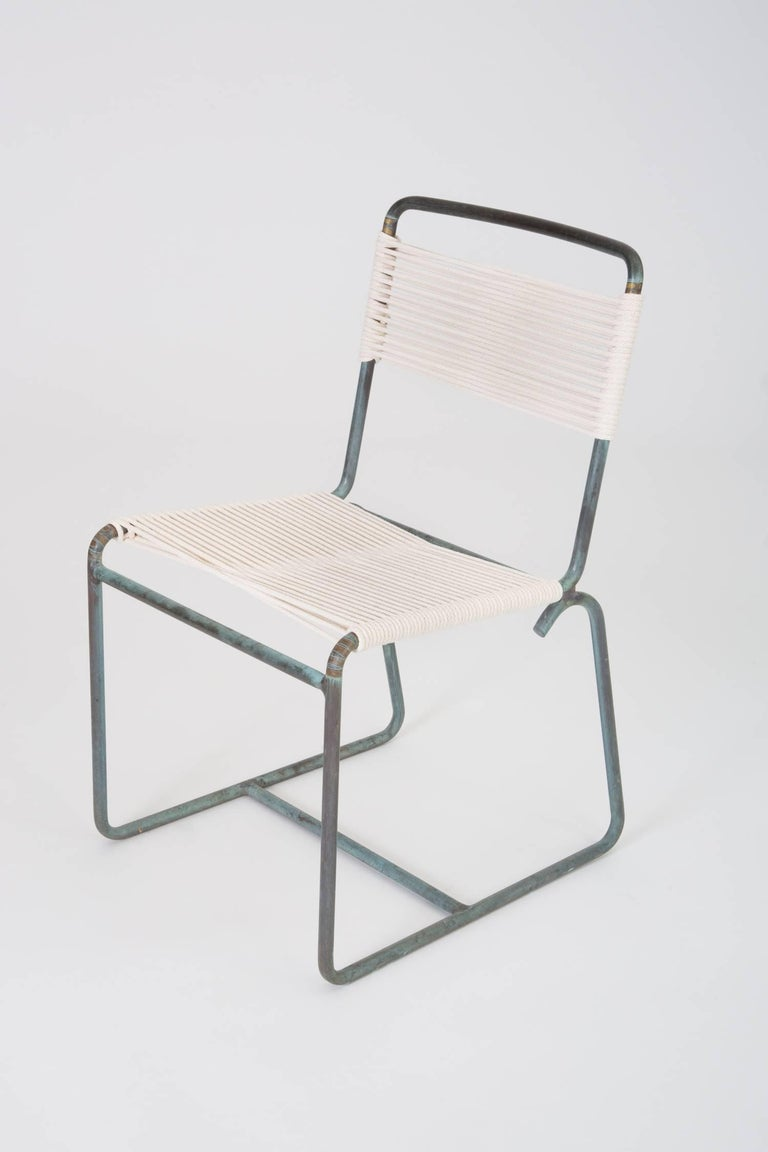 American Single Walter Lamb Dining Side Chair For Sale