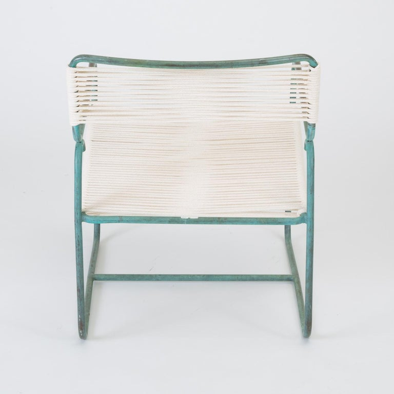 Single Wide Lounge Chair by Walter Lamb for Brown Jordan For Sale 1