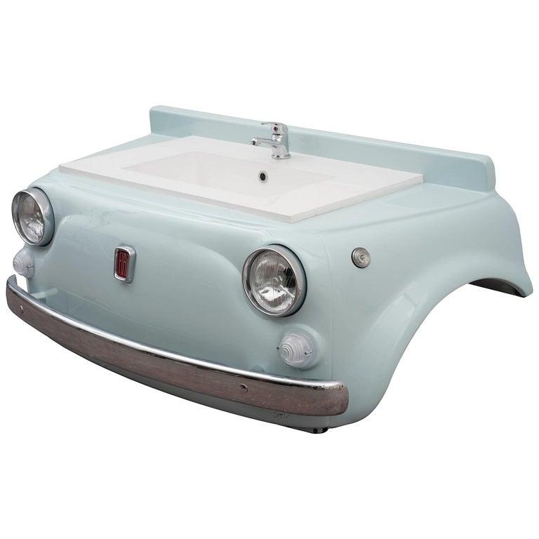 Sink, Model Michelle, Original Handcrafted Sink For Sale