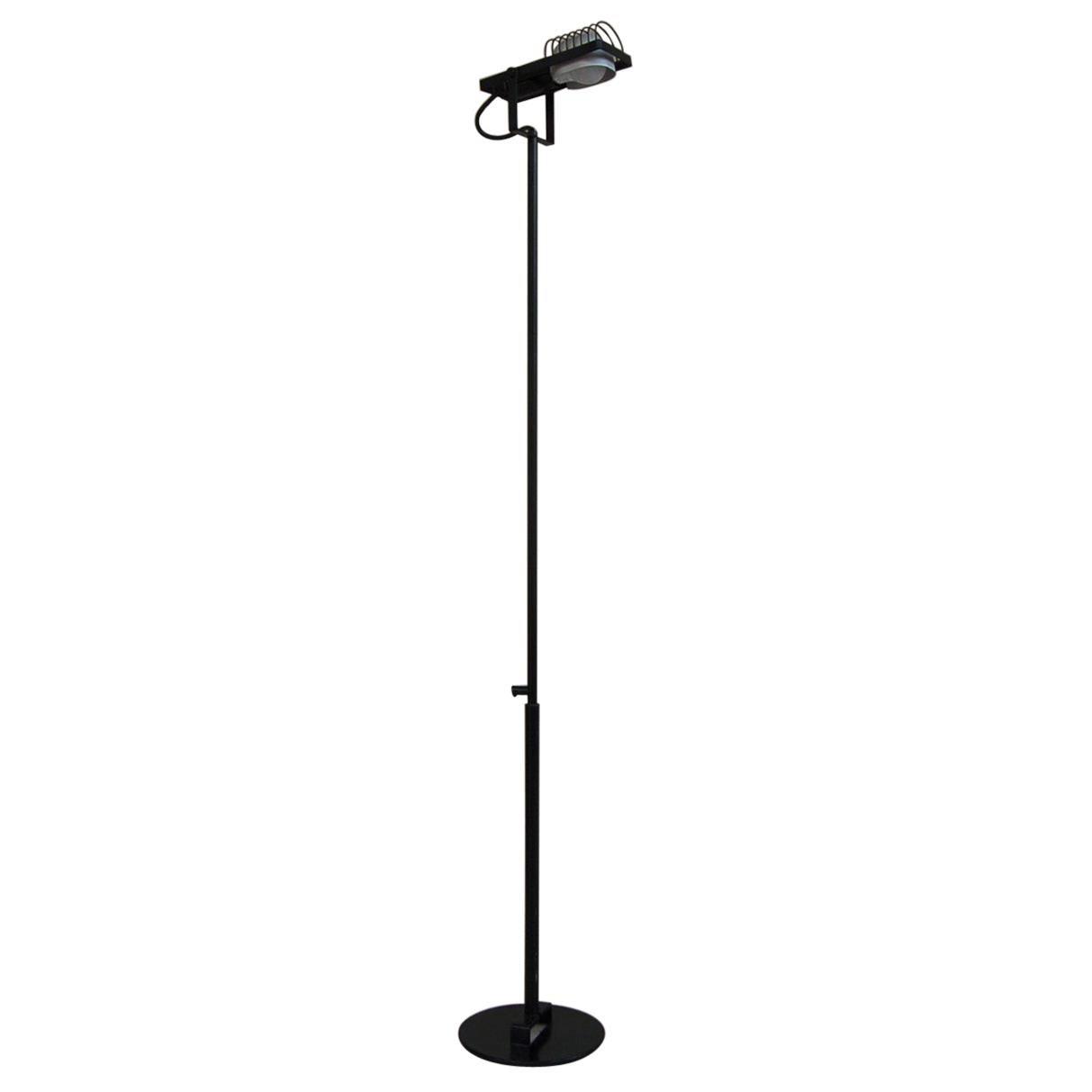 Sintesi Floor Lamp Designed by Gismondi for Artemide