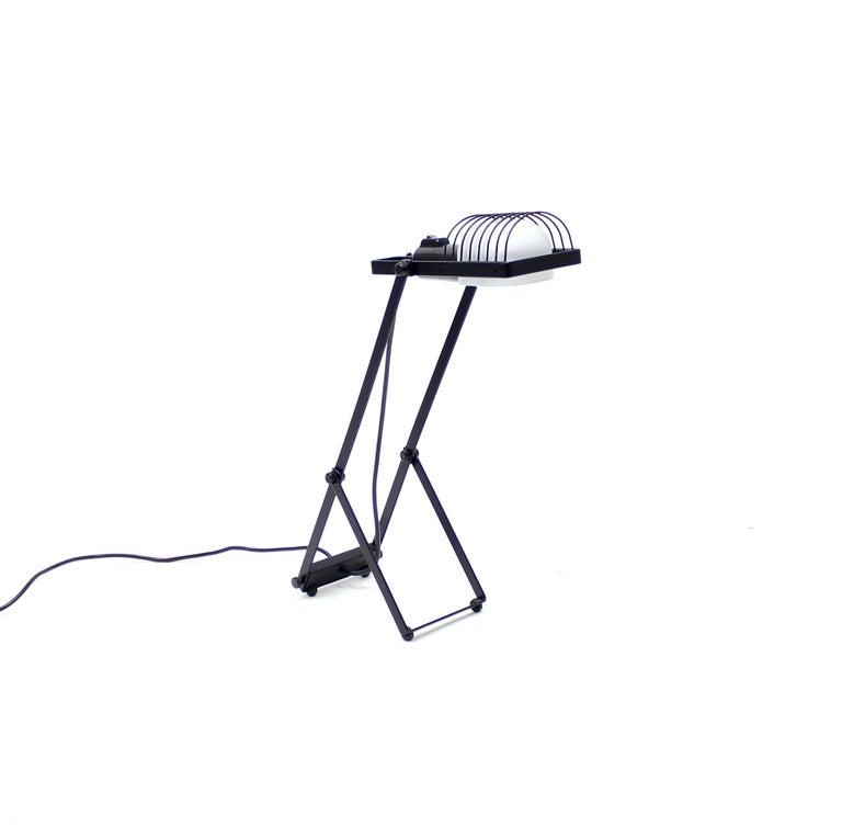 Sintesi Table Lamp by Ernseto Gismondi for Artemide, 1970s In Good Condition For Sale In Uppsala, SE