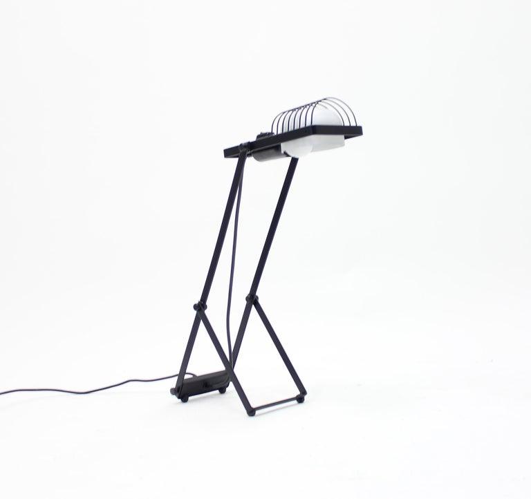 Late 20th Century Sintesi Table Lamp by Ernseto Gismondi for Artemide, 1970s For Sale
