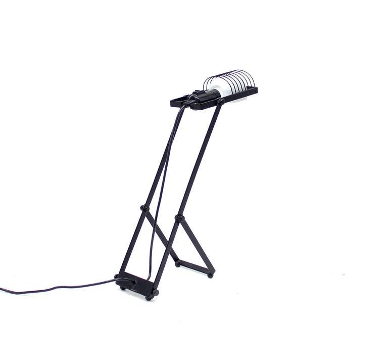 Sintesi Table Lamp by Ernseto Gismondi for Artemide, 1970s For Sale 1