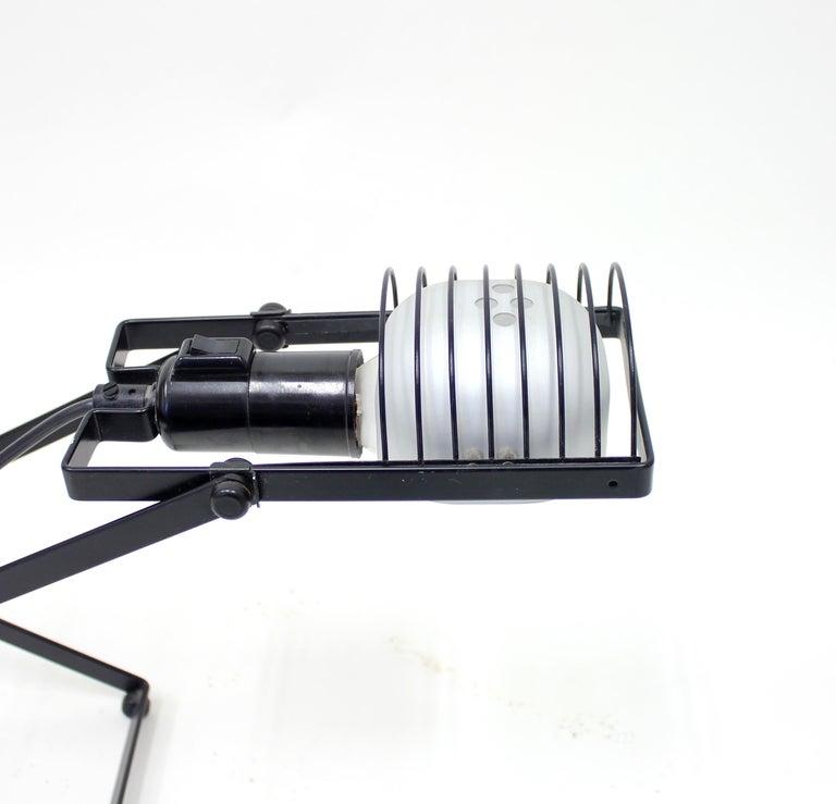 Sintesi Table Lamp by Ernseto Gismondi for Artemide, 1970s For Sale 2