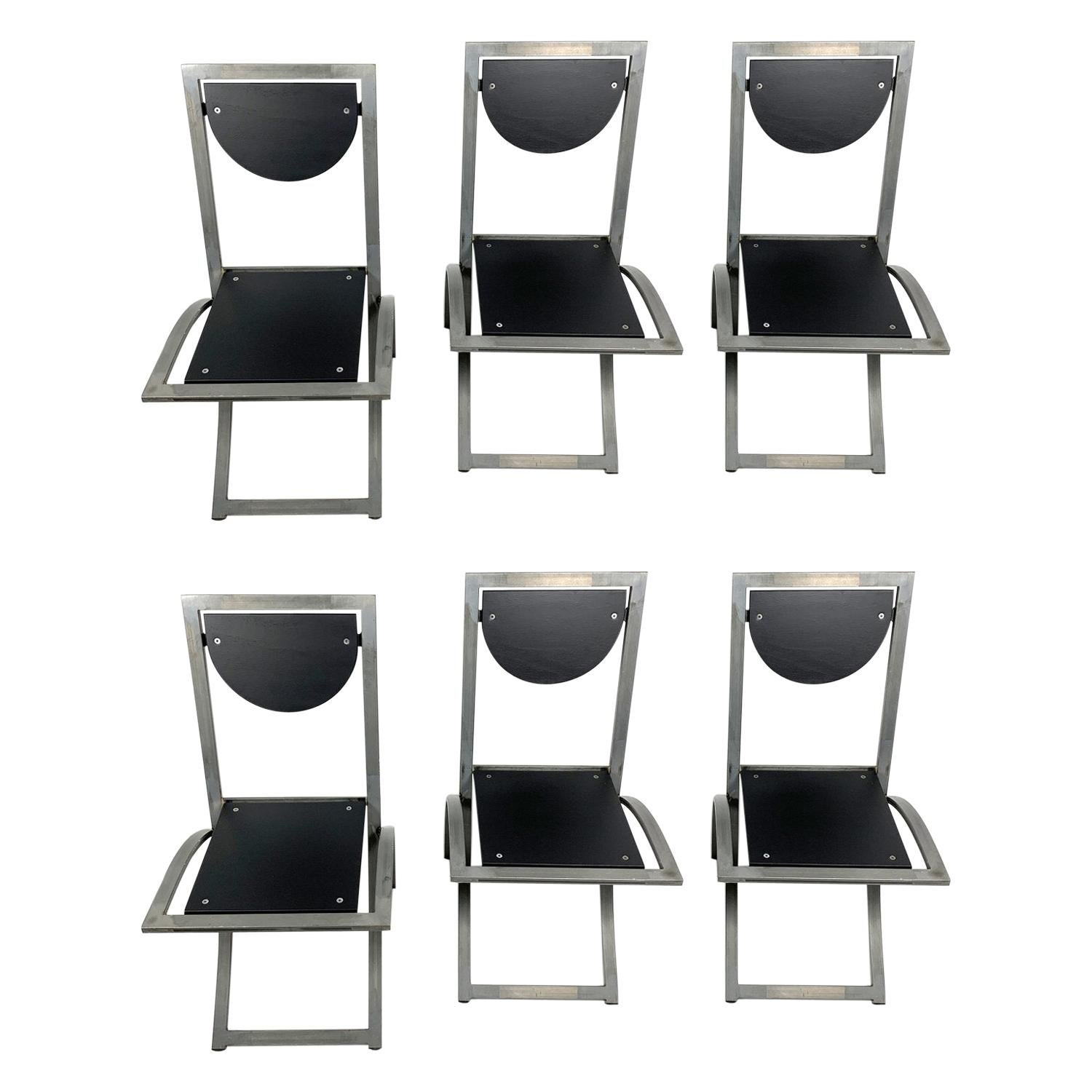 Sinus Dining Chairs from KFF, 1990s, Set of 6