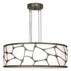 Sioraf Large Chandelier in Brass by Roberto Cavalli Home Interiors