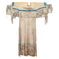 Sioux Beaded Dress