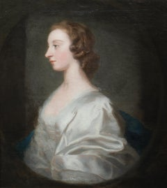 Portrait Of A Lady, Believed to be Miss Craigie, 18th Century