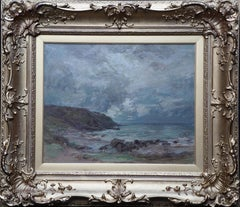 Machrihanish Seascape - Scottish Impressionist art oil painting Argyle Scotland