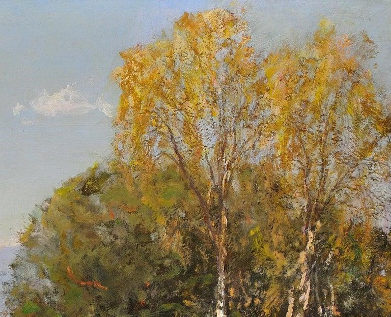 River Tay, Scotland. Sir David Murray.Original Scottish Oil Painting circa 1880s 6