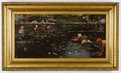 The Lily Harvest, c. 1880