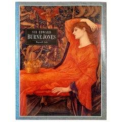Sir Edward Burne-Jones Pre-Raphaelite Aesthetic Movement Art Book by Russell Ash
