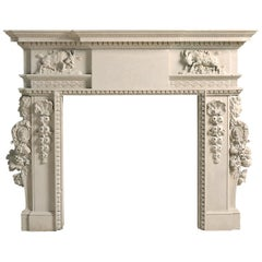 Sir Henry Cheere Chimneypiece