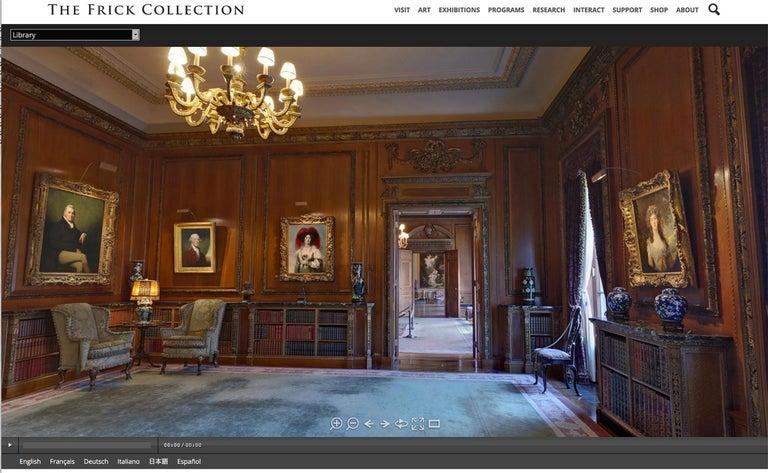 Half Length Portrait of Mr. Robertson of Edinburgh For Sale 5