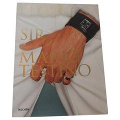 Sir Mario Testino by Tashen Soft Cover Coffee Table Book