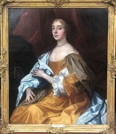 Portrait of Bridget Drury Lady Shaw, formerly Viscountess Kilmorey