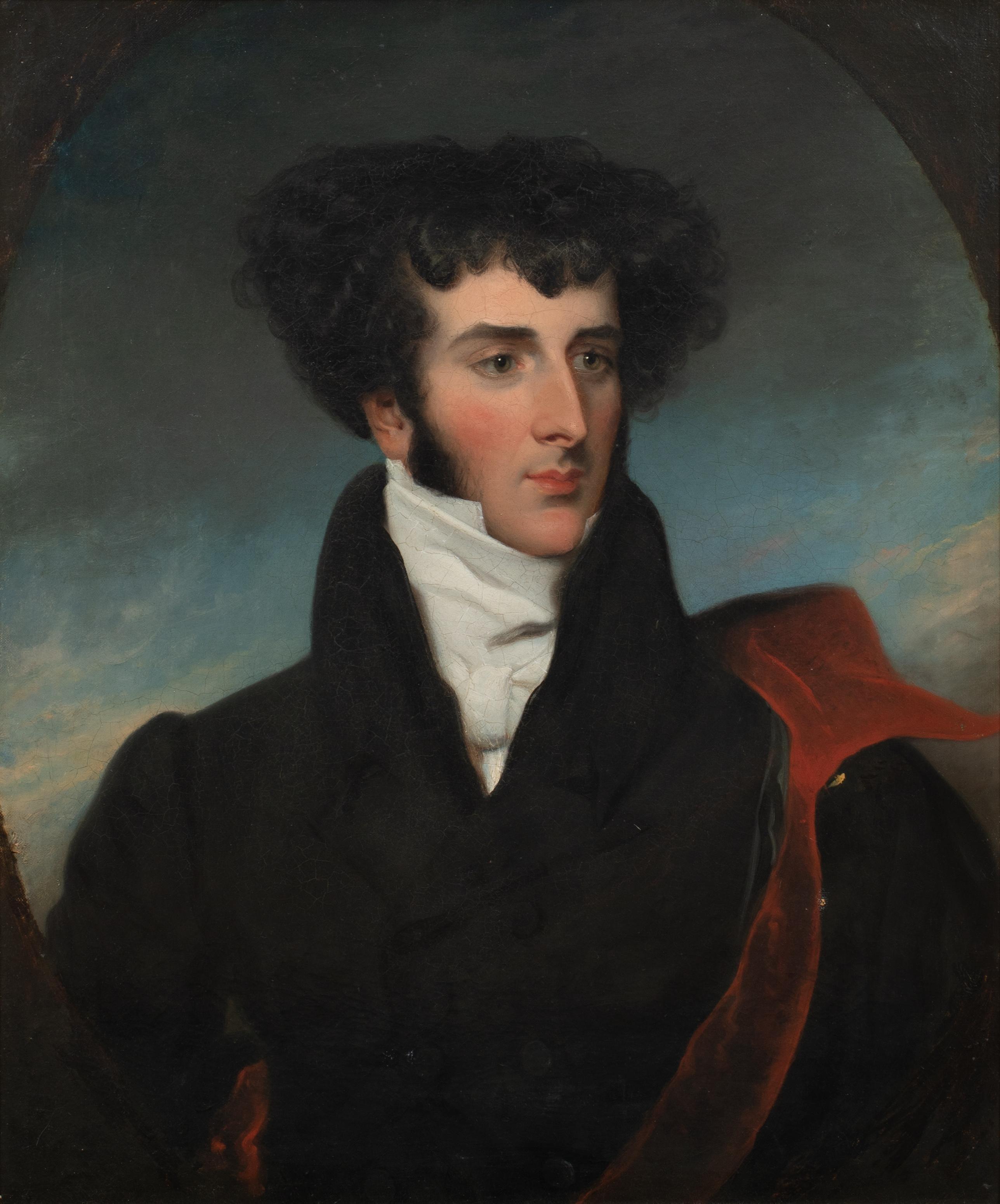 Portrait Of Isaac John Webb Horlock (1801-1875)