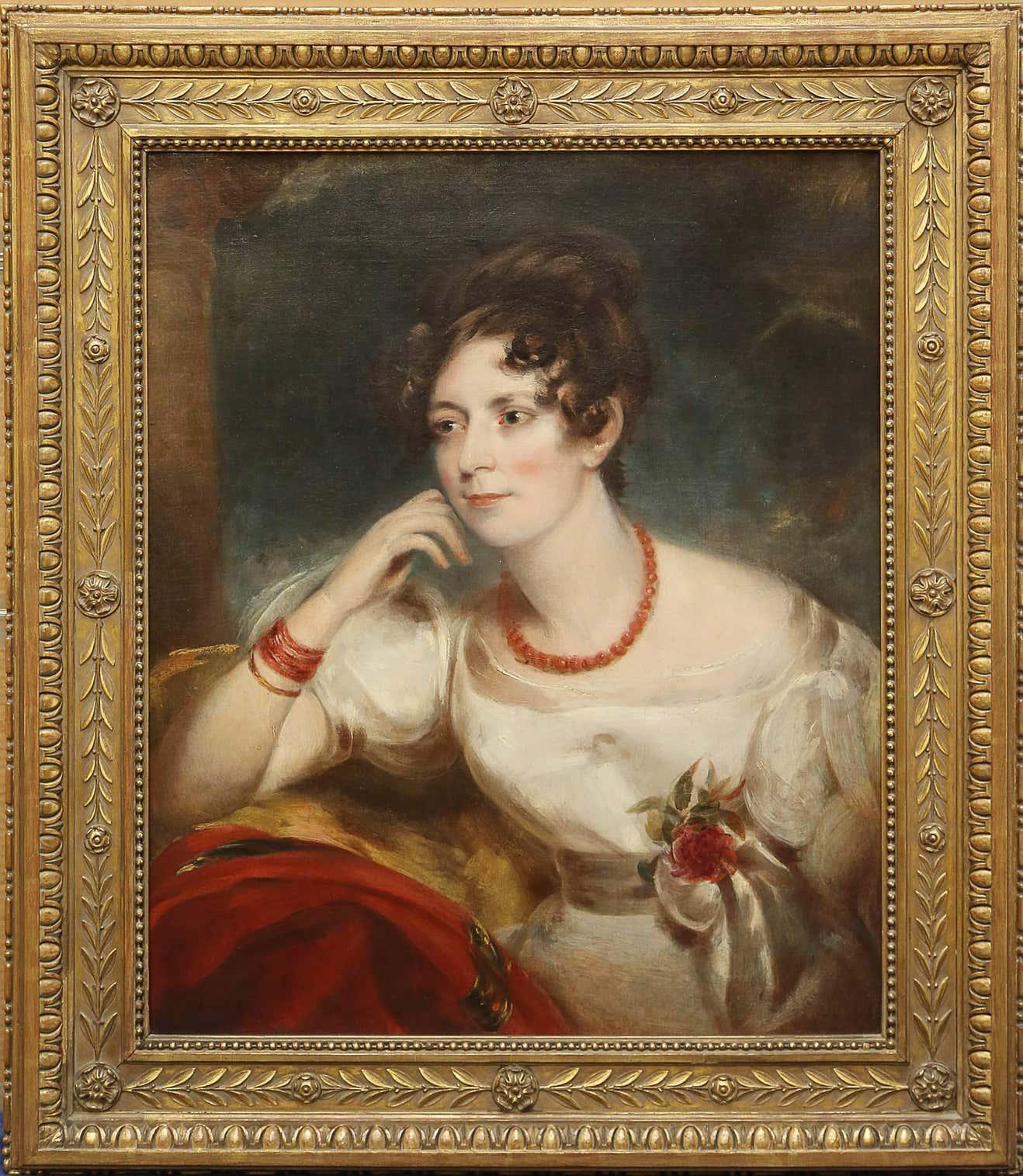 Portrait of Princess Sophia Matilda of Gloucester