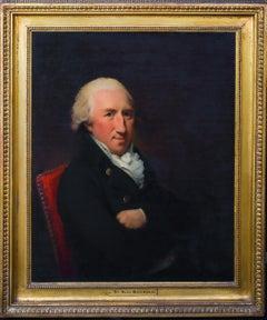 Portrait of Sir Hugh Bateman, 19th Century
