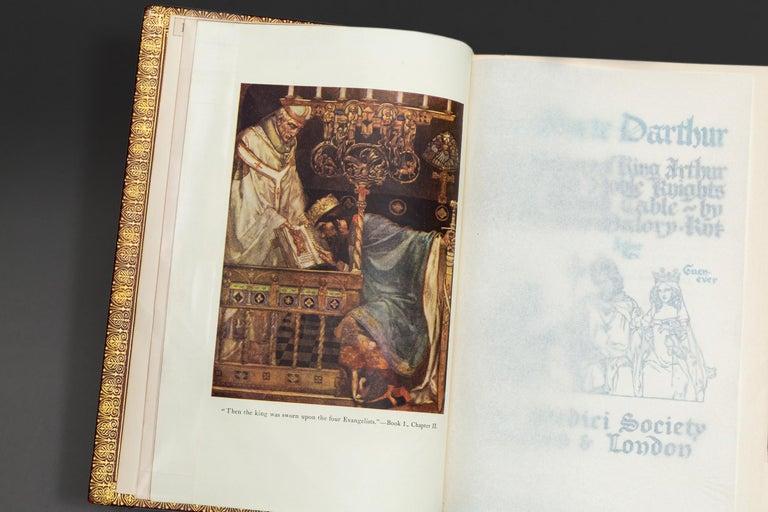 Sir Thomas Malory, Le Morte D'Arthur For Sale 1