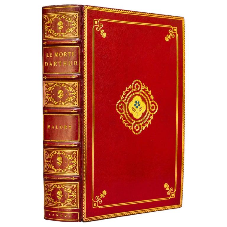 Sir Thomas Malory, Le Morte D'Arthur For Sale