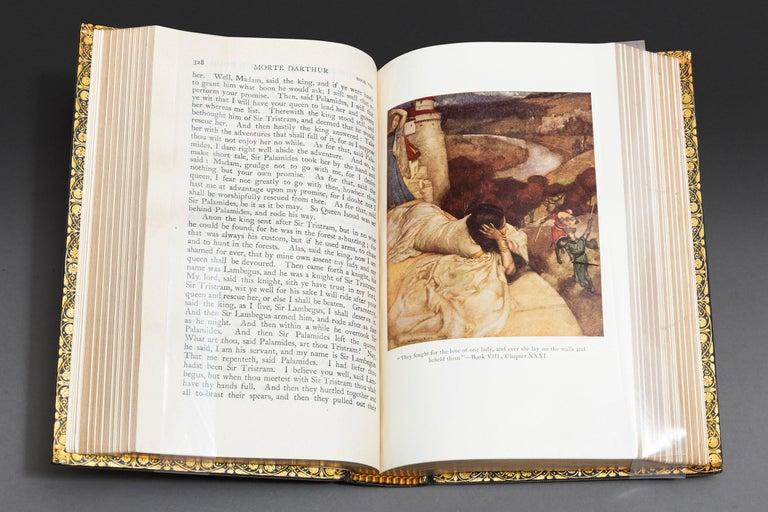 English Sir Thomas Malory, LeMorte D'Arthur For Sale