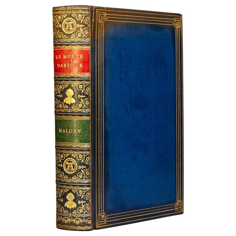 Sir Thomas Malory, LeMorte D'Arthur For Sale
