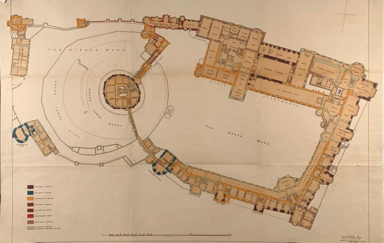 Sir W. H. St John Hope Print - Windsor Castle
