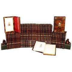 "Sir Walter Scott, Waverley Novels, ""Extra Illustrated Copy"""