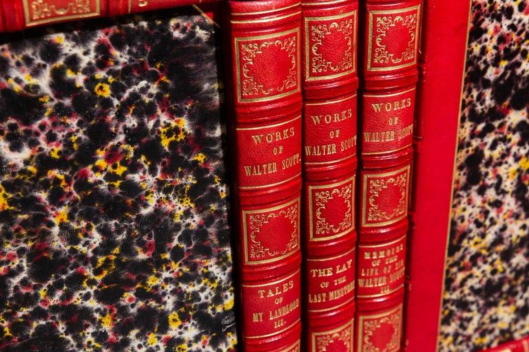 French Sir Walter Scott, Waverley Novels For Sale