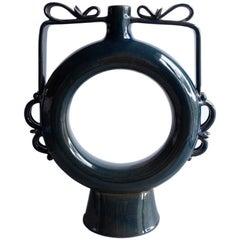 Siri Vase, a Contemporary Reinterpretation of a Classic Roman-Style Vase