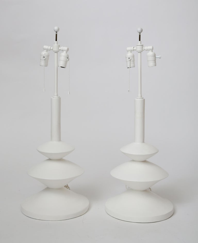 The large edition of these classic lamps.