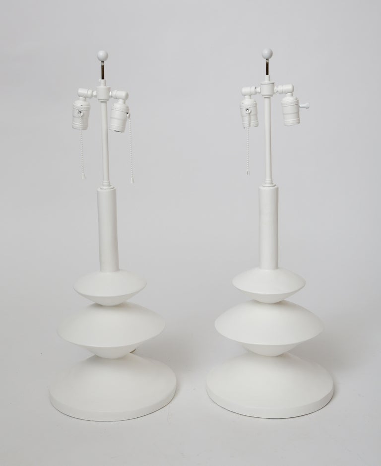 Late 20th Century Sirmos Classic JMF Lamp For Sale