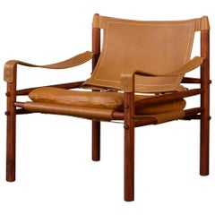 """""""Sirocco"""" Safari Lounge Chair by Arne Norell"""