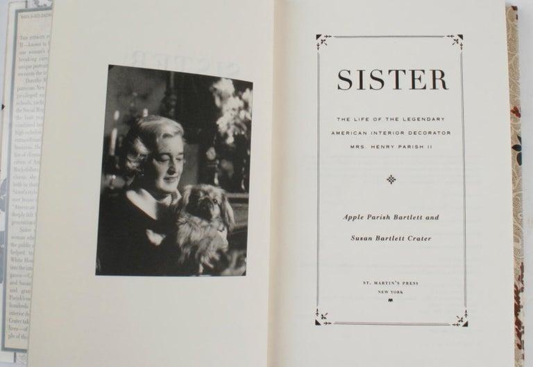 American Sister: The Life of Legendary Interior Decorator Mrs. Henry Parish II For Sale