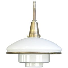 Sistrah Pendant Light by Otto Muller, circa 1930s
