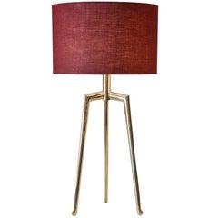 Sita. ab Contemporary Minimalist Brazilian Table Lamp by Cristiana Bertolucci
