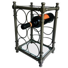 Six Bottle Wine Champagne Holder