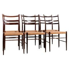 Six Chairs 'Gracell' by Yngve Ekström for Gemla