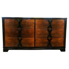Six-Drawer Dresser in the Manner of James Mont